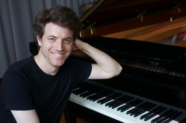 セドリック・ペシャ ピアノ・リサイタル