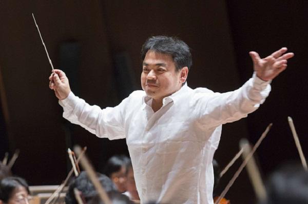 下野竜也指揮 広島交響楽団