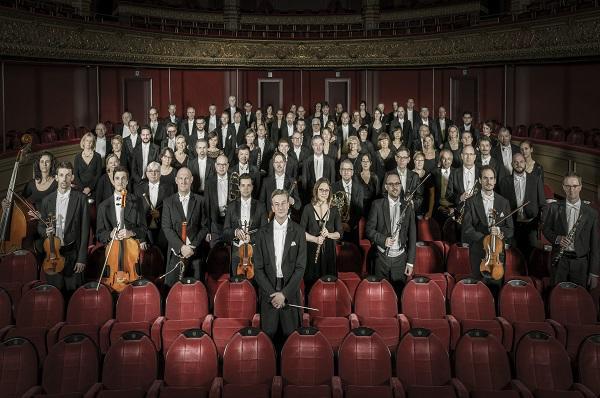 アルミンク&ベルギー国立リエージュ・フィルハーモニー管弦楽団