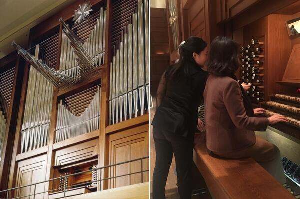 パイプオルガンを弾いてみよう!! (すみだの子供対象/第1回)