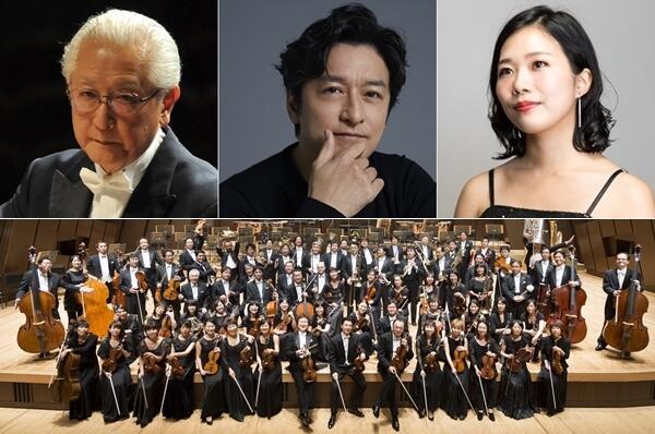 秋山和慶&新日本フィルハーモニー交響楽団