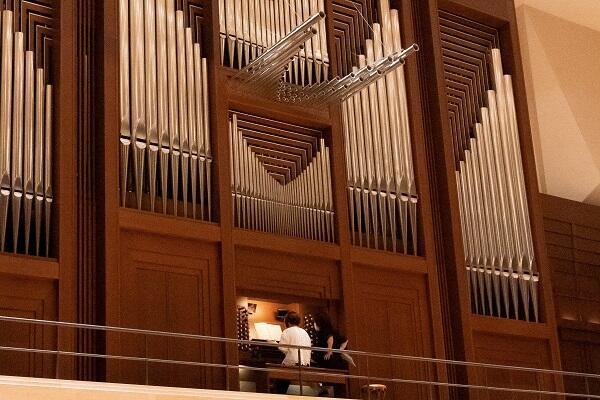 1/4(火)~7(金)パイプオルガンを弾いてみよう!! じっくり体験コース(すみだの方対象)