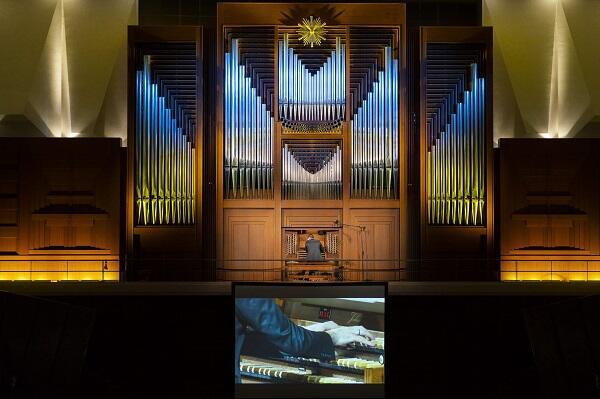 トリフォニーホール<br>パイプオルガン・クリスマス・コンサート2021<br>第1回<0歳からのオルガン・コンサート>