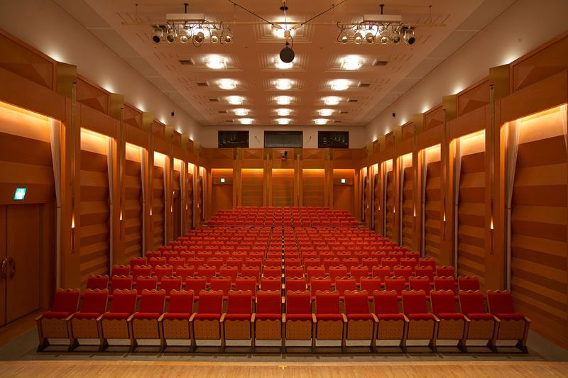 小ホール丨ホールについて丨すみだトリフォニーホール